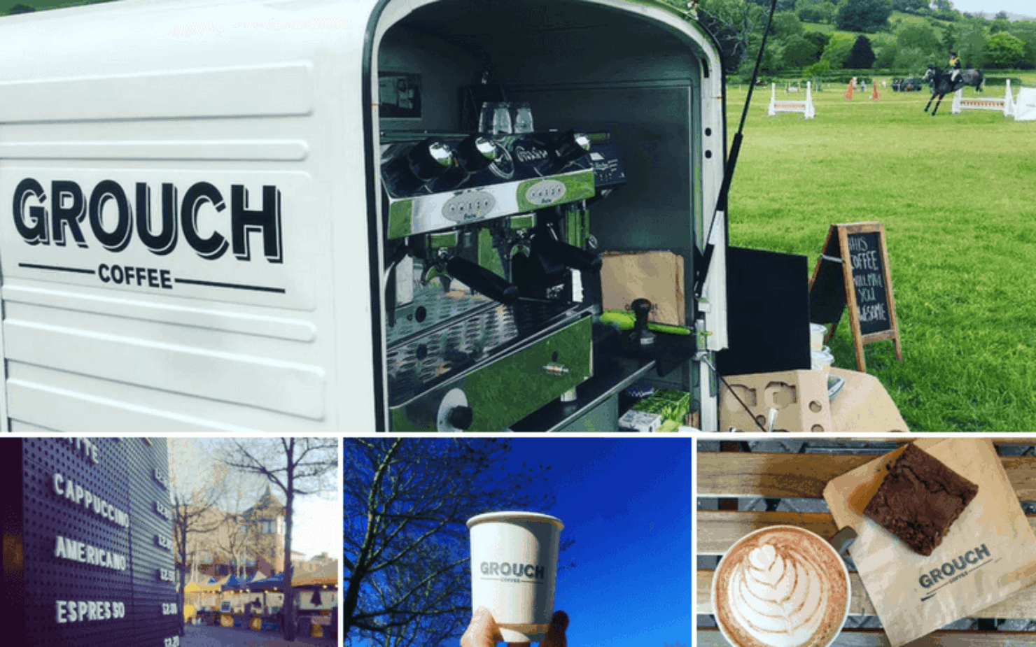 Grouch Coffee - Worcestershire