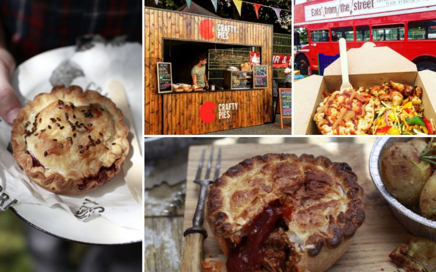 Crafty Pies - London/Surrey