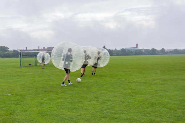 Bubble Football: The Ultimate Leveller