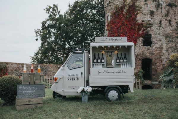 Top 6 Prosecco Vans in the UK