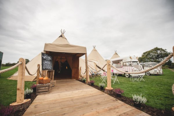 2018's Best Tipis For Hire